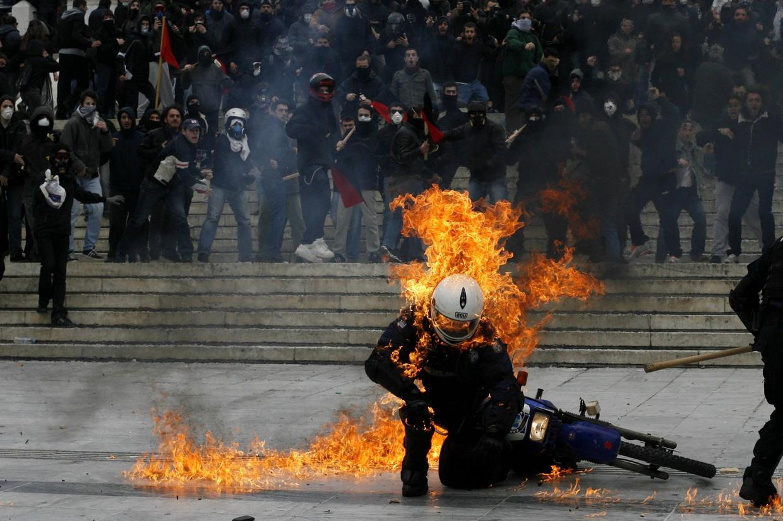 police_biker_on_fire