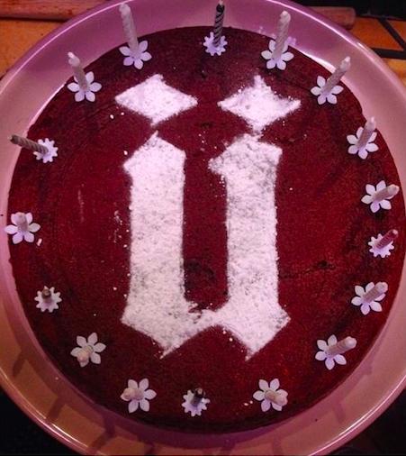 unkut-cake