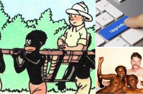 Tintin-nowadays