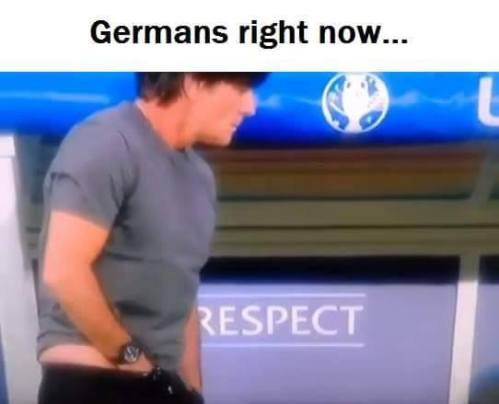 Germans-right-now